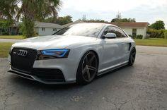 Audi - Follow me on pinterest : http://pinterest.com/TheCarMan/