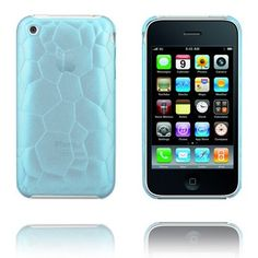 Web Shell (Gjennomsiktig Blå) iPhone Deksel for Galaxy S2, Samsung Galaxy, Shells, Iphone Cases, Search, Blue, Research, Clams, Searching