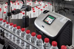 coding and marking system used by water bottle industry