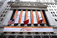 Alibaba Finds More Friends on Wall Street