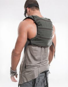BACK PACK COMPACT AVATAR | SS15 | DEMOMAN | DEMOBAZA Store