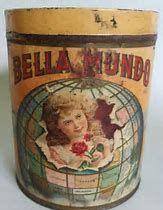 Afbeeldingsresultaten voor bello cigar tin