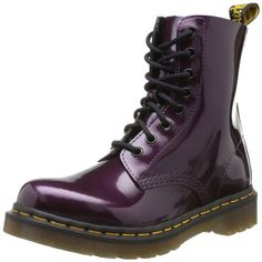 Amazon.com: Purple Doc Martens