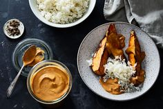 The Mother Africa (Peanut) Sauce recipe on Try with serrano chili or jalepeno if can't find birds eye Peanut Sauce Recipe, Sauce Recipes, Vegan Recipes, Cooking Recipes, Food 52, Soul Food, Paleo, Favorite Recipes, Ethnic Recipes