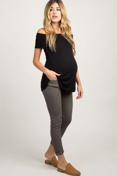 Casual Maternity Outfits, Maternity Work Clothes, Stylish Maternity, Maternity Pants, Maternity Wear, Maternity Dresses, Summer Maternity Fashion, Maternity Looks, Maternity Styles