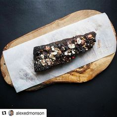 Repost @alexedmonson ・・・ Coffee Cacao Lamb Ribs  #food #foodporn #foodie #foodgasm #foodstagram #foodgram #instafood #foodpics #foodpic #gastronomia #gastronomy #gourmet #gastropost #gastroart #art #plating #finedining #luxury #delicious #yummy #instagood #culinary #igers #chef #finedining #dining #instahub #foodart #followme  #cacao #lambribs