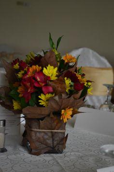 Autumn centerpiece