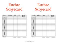 1000 images about misc on pinterest fundraising for 4 table progressive game tally sheet