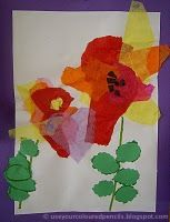 To celebrate the beginning of Spring, the Grade Ones and I took a walk around the school to admire all the roses in bloom. I aske...