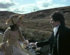 Wuthering Heights 1970 - with Timothy Dalton as Heathcliff and Anna Calder-Marshall as Cathy