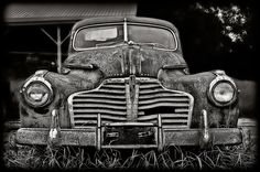 Old Rusted Antique Buick Photograph - Boyd Greene Fine Art Blog