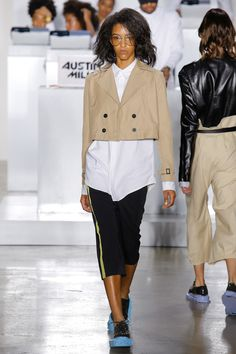 Pyer Moss Spring 2017 Ready-to-Wear Fashion Show