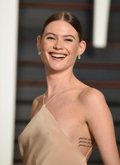 You're so cool, Behati Prinsloo. Models With Tattoos | POPSUGAR Beauty