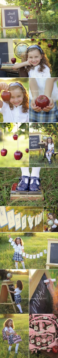 Sweet Everythings Photography {Blog}: Back to School