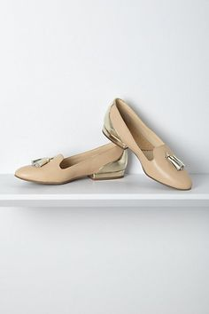 i want these!!! cant find them in my size-Gwen Loafers #anthropologie