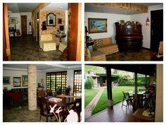 #ELPLACER Bella casa estilo rustico,  posee apto independiente de 2 hab mas servicio.  TLF: 9910022