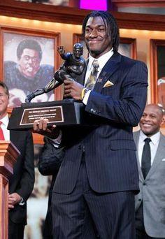 Baylor's Star QB ~ The Heisman Trophy.