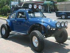 Always wanted a baja bug