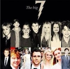 Wow they've all changed so much