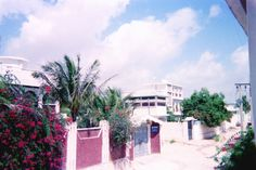 Mogadishu homes in 1993 pretty #vintagesomalia