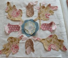 The Rose Cottage Merian, Rose Cottage, Mini Quilts, Quilt Blocks, Ford, Sewing, Embroidery, Dressmaking, Couture