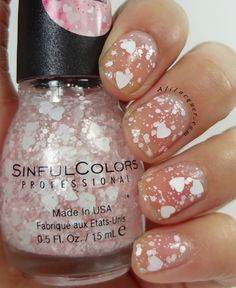 Sinful Colors - Love Sprinkles - 3 available - $5