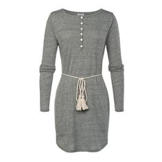 Maggie Dress Heather Gray, $45, now featured on Fab.