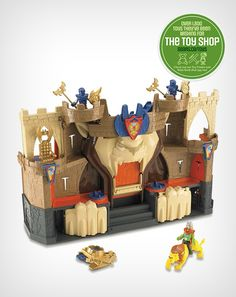 Lions Den Knight Castle - Fisher Price - Imaginext - Toy Playset with Knights Fisher Price, Great Christmas Gifts, Christmas 2014, Christmas Gingerbread, Christmas Birthday, Christmas Shopping, Ri Happy, Toy Castle, Lion's Den