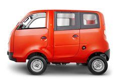 Tata Magic Iris | Passenger Vehicles | Small commercial vehicle | Tata Motors Limited