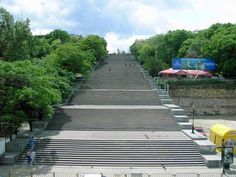 Odessa, Ukraine - a beautiful resort city on the Black Sea, full of wonderful architecture and amazing history.