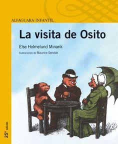 La visita de Osito. Else Holmelund Minarik. Para ver la disponibilidad de este título en Bibliotecas Públicas Municipales de Zaragoza consulta el catálogo en http://bibliotecas-municipales.zaragoza.es