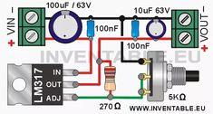 Αποτέλεσμα εικόνας για подключение вентилятора на лм 317