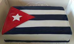 Sabines Torten: Flagge