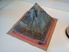 Orgonite Pyramid 22 Summer