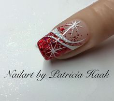 33 Christmas Nail Design for Winter Are you looking for easy coffin acrylic Christmas nail design for winter? See our collection full of easy coffin acrylic Christmas nail desi – nageldesign. Christmas Nail Art Designs, Winter Nail Designs, Christmas Design, Christmas Decor, Xmas Nails, Holiday Nails, Easy Christmas Nails, French Nails, Nail Polish