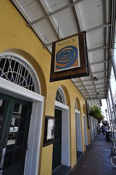 Emeril's NOLA Restaurant in the Big Easy