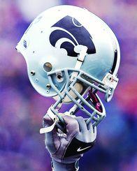 Purchase Pic: Kansas State Football Helmet