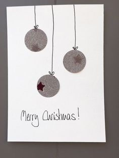 Greetings for Christmas, spells, texts, wishes for Christmas cards - Weihnachten Homemade Christmas Cards, Christmas Cards To Make, Christmas Quotes, Christmas Love, Christmas Wishes, Xmas Cards, Christmas Greetings, Diy Cards, Handmade Christmas