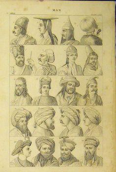 Turbans in history
