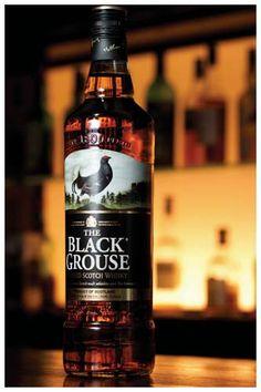 8.1 - Black Grouse (Famous Grouse) Blended Scotch - #Scotch #Whisky #Whiskey #Alcohol #Malt #Bourbon #Rye #Liquor #Spirits