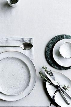 Gedeckter Tisch / Tischdeko / Broste Copenhagen