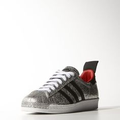 adidas - Superstar 80s Shoes By Topshop £110