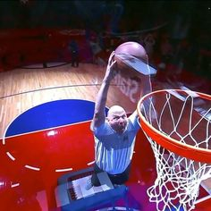 Air Ballmer! @sportsbarker #sportsbarker #nba #clippers #basketball #hoops