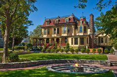 Cliffside Inn, Newport, RI