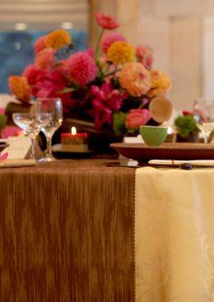 【マホガニー】テーブルランナー(Mahogany / Table Runner)