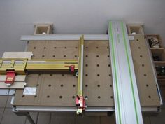 MFT / 3 Precision Saw & Router Fence with INCRA Incremental Positioning System