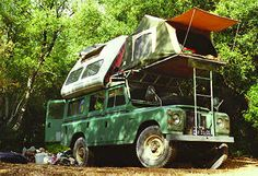 "#Landrover 109"" #Series #Dormobile"