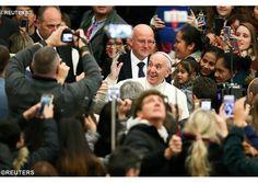 """Catequesis del Papa: """"Los ídolos defraudan siempre, la esperanza no defrauda jamás"""" - Radio Vaticano"""