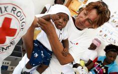Globaalikasvatusmateriaalit kertovat elämästä eri puolilla maailmaa. Kuva on Haitista.