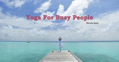 Just liked this Pin: These days time is a precious commodity. So often people tell me they really want to do more yoga but they struggle to find time to go to class. Nicole Lenz has shared some tips here for a perfect yoga practice. by nicole lenz  http://blog.wickerparadise.com/post/152284749888/just-liked-this-pin-these-days-time-is-a